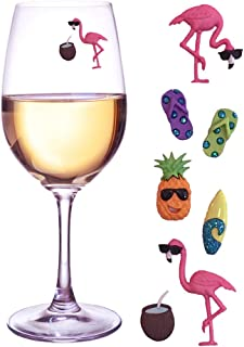 Best flip flop wine glass holders Reviews