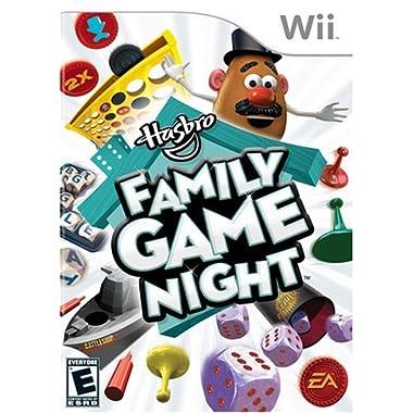 Hasbro Family Game Night - Nintendo Wii (Renewed)