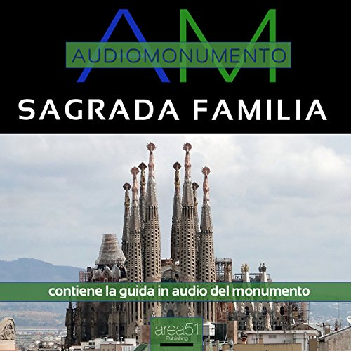 Sagrada Familia audiobook cover art