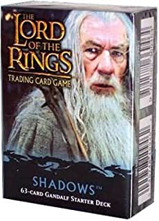 Lord Of The Rings Tcg - Shadows Starter Deck Gandalf - 63C