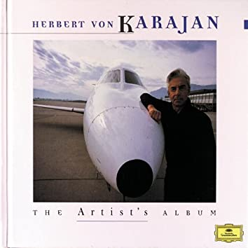 The Artist's Album - Herbert von Karajan