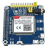 Modulo comunicatore SIM7600E Supporto modulo Scheda modulo di Comunicazione Professionale per LTE Cat-1/3G/2G