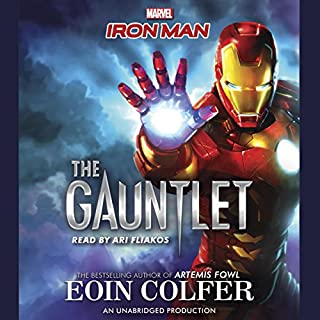 Iron Man: The Gauntlet cover art