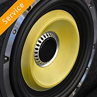 Car Subwoofer Installation - In-Store