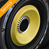 Car Subwoofer Installation (Enclosure Included) - In-Store
