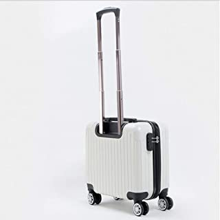 Travel Luggage Cover Suitcase Protector Bag Travel Luggage Cover Fit for 18 Inch Luggage (white)