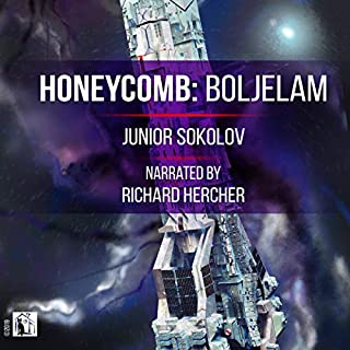 Honeycomb: Boljelam audiobook cover art