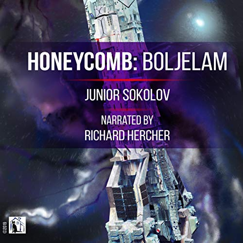 Honeycomb: Boljelam audiobook cover art