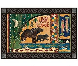 Livin' Lodge MatMates Doormat #11452