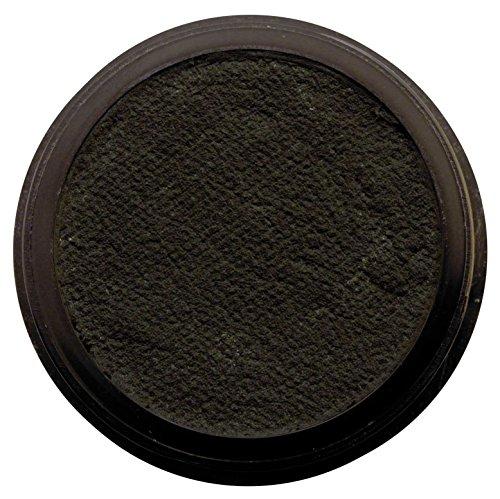 Eulenspiegel, 700112, Trucco professionale ad acqua, colore: Nero perla, 100 g, 70 ml