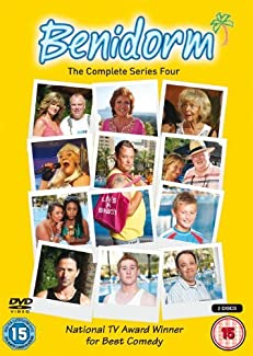 Benidorm - The Complete Series Four
