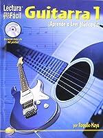 アルフレッド62-MM100 Lectura FBcil-ギター1 - 音楽ブック