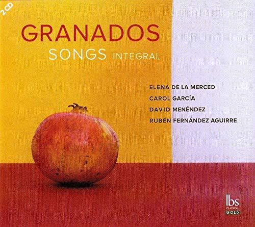 Granados Songs Integral