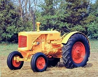 Wall Decor Vintage 1938 UTS Minneapolis Moline Farm Tractor Picture (8x10)