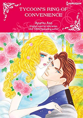 Tycoon's Ring Of Convenience: Harlequin comics (English Edition)