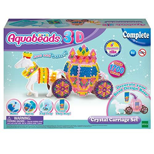 Aquabeads 31363 3D Bastelset 'Pferdekutsche' - Bastelset