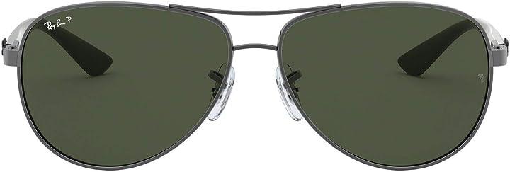 Occhiali ray-ban fibra di carbonio occhiali da sole uomo B00BMOIW12