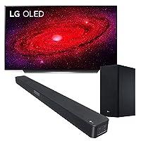LG AI ThinQ OLED65CX6LA – Smart TV OLED 4K da 65 pollici con sounbar 2.1 in omaggio