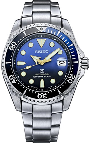 Seiko Zimbe Shogun Titanium Men Watch SPB057J...