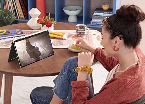HP Spectre x360 Core i5 10th Gen 13-inch FHD Touchscreen Laptop(8GB/512 GB SSD + 32 GB Intel Optane/Windows 10 Pro/MS Office 2019/Poseidon Blue/1.27 kg), 13-aw0211TU
