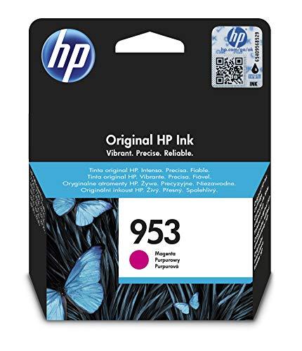 HP 953 Magenta Original Druckerpatrone für HP Officejet Pro 8210, 8710, 8720, 8730, 8740, Standard