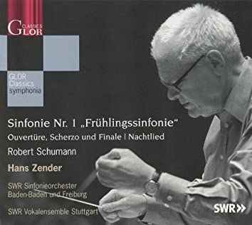 Schumann: Sinfonie Nr. 1 'Frühlingssinfonie'