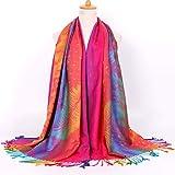 style_dress Foulard Cheveux Echarpe De Portage sans Noeud Foulard Femme Soie Echarpe Femme Pas Cher Echarpe Chale Femme
