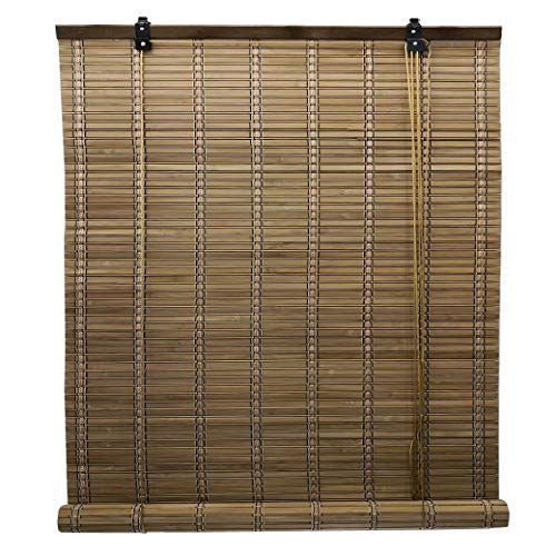 Solagua 6 Modelos 14 Medidas de estores de bambú Cortina de Madera pe