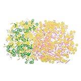 SOIMISS 2 Paquetes de Cuentas de Arcilla Polimérica Rodajas de Polímero 3D Cuentas Sueltas de Frutas Macetas Accesorios Artesanales para La Fabricación de Joyas Suministros para El