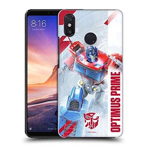 Head Hülle Designs Offizielle Transformers Optimus Prime Autobots Schlussel Kunst Harte Rueckseiten Handyhülle Hülle Huelle kompatibel mit Xiaomi Mi Max 3