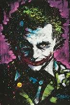 JOKER HA HA Batman DC Comic Books Stephen Fishwick Art Poster Print 24 by 36