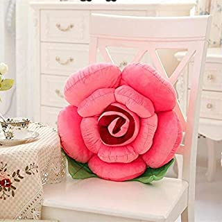 eSunny Top Hot New 3D Big Rose Wer Pillows Plush Toy Car Chair Cushion Decor Holiday Must Haves Friendship Gifts My Favourite Superhero Cake Topper Unboxing Kit