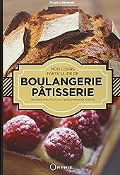 Mon cours particulier de pâtisserie boulangerie de Franck Béhérec