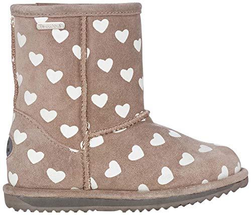 EMU Australia Brumby Heart Kids Wool Waterproof Boots Size 33/34 EMU Boots