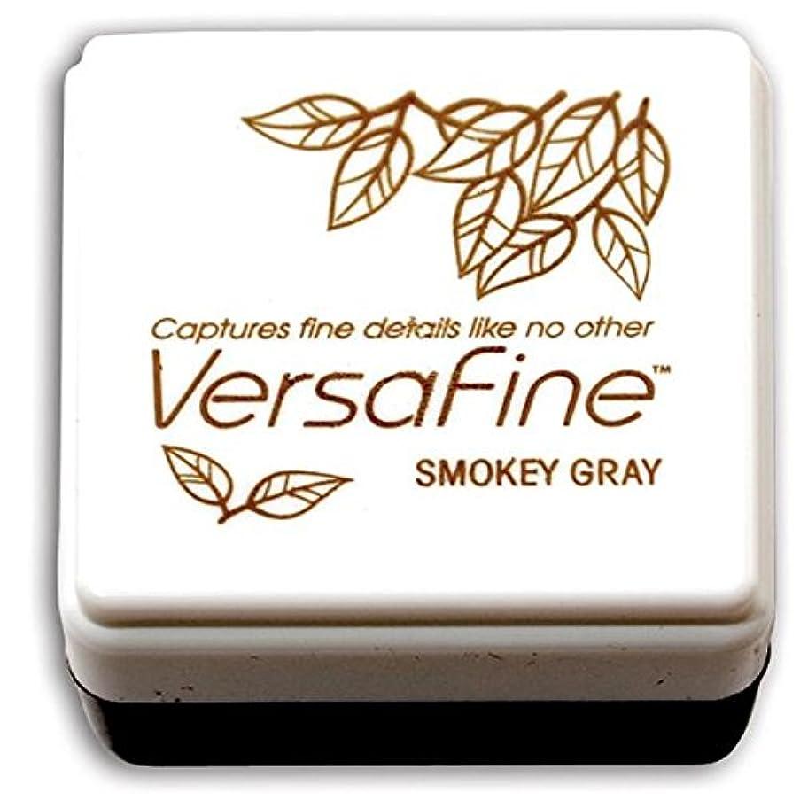 Tsukineko Small-Size VersaFine Instant Dry Pigment Ink, Smoky Gray