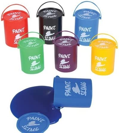 5 popular New item DollarItemDirect 2.5 inches Paint 144 of Slime Case