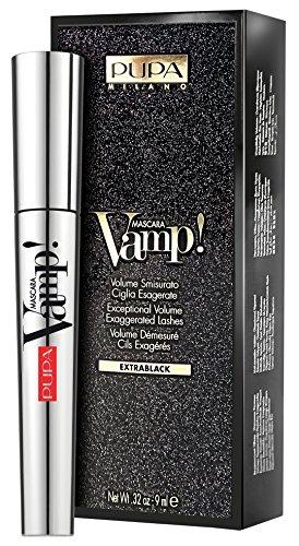 PUPA Vamp! Mascara Limited Edition Volumizzante Extrablack 001 Volume Smisurato Ciglia Esagerate