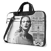Taylor Swift Taylor テイラー·スウィフトテイラー 13/14/15.6/インチ Pc バッグ 衝撃吸収 耐衝撃 高耐久性 取っ手付き 多機能 ブリーフケース ノートパソコンケース 男女兼用