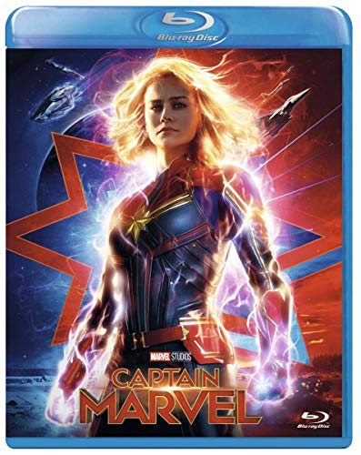 Captain Marvel brd ( Blu Ray)
