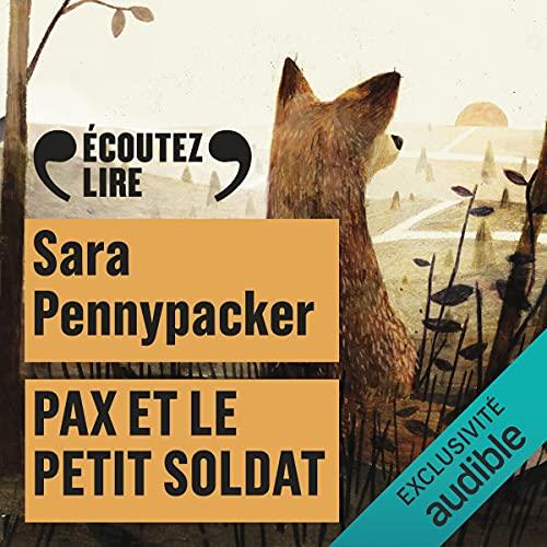 Pax et le petit soldat cover art