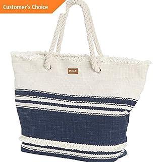 Amazon.com | Sandover Sun N Sand Bahia Tote 2 Colors All-Purpose Tote NEW | Model LGGG - 9510 | | Luggage