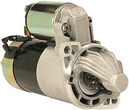DB Electrical SMT0092 Starter Fits Hyundai Elantra w/Manual Transmission 1.8 1.8L 2.0 2.0L (96 97 98 99 00 01 02 03 04 05 06) 1.8L 2.0L Tiburon w/MT (97-06) 2.0L Tucson w/MT (05 06 07 08 09)