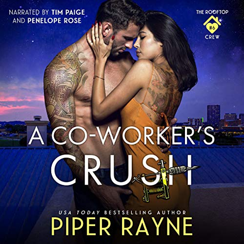 A Co-Worker's Crush Audiobook By Piper Rayne cover art