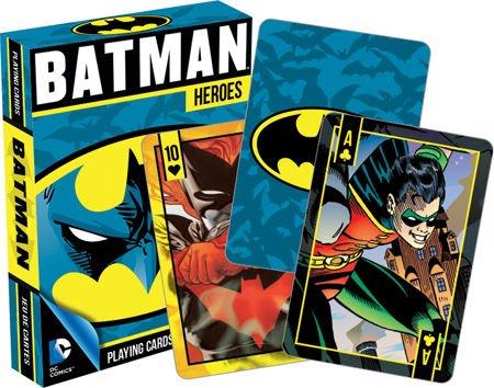 DC Comics(DCコミック)Batman Heroes(バットマン ヒーロー)Playing Card(トランプ) [並行輸入品]