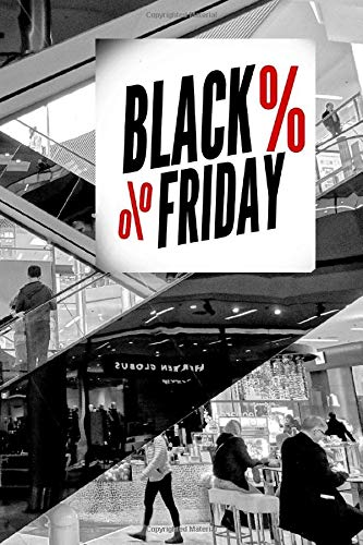 Notebook - Black Friday: Plan your purchases and save money during this amazing sales | Amazon discount, flash sale | Black Friday sale, promotion | ... planner daily, planner for women, chick lit