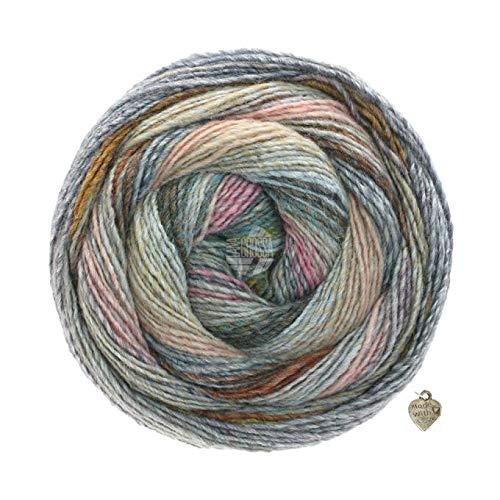 Lieblingsgarn Premium Garn aus Baumwolle in Nature 1 mm x 65 m f/ür Makramee und Basteln