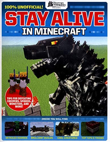 Stay Alive in Minecraft GamesMaster Presents Lego product image