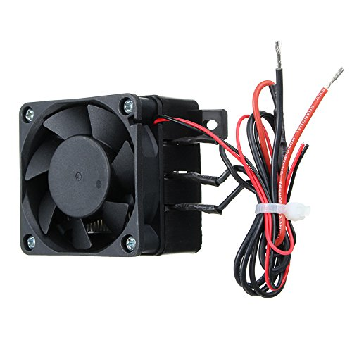 ILS - 100 W 12 V 60 x 60 mm DC PTC ventilator constant temperatuur incubator.