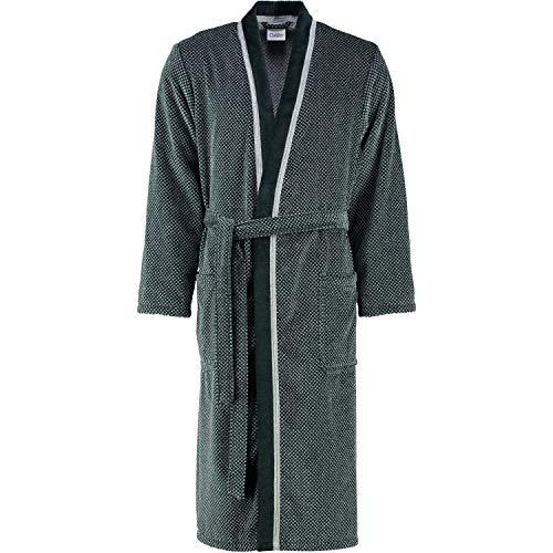 Cawö Herren Bademantel Kimono 4839 L
