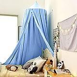 Faburo Baby Baldachin Betthimmel Moskitonetz Chiffon Spiel Zelt Babys Bett Kinder Zimmer 270CM für Schlafzimmer Dekoration